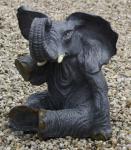 Elefant Gartenfigur
