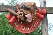 Hund - No Smoking