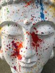 Buddha Kopf, DESIGN