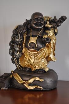Buddha bringt Glück