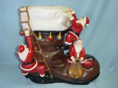 Weihnachtsschuh - Weihnachtsbaumständer