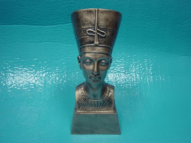 Ägyptische Figur NOFRETETE