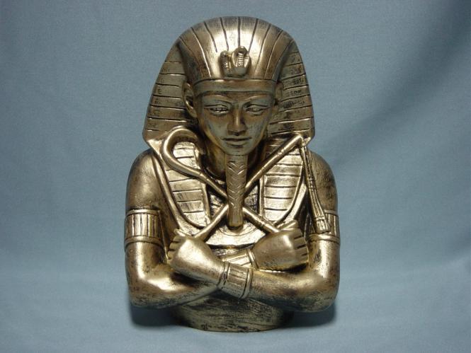 Ägypten Büste Skulptu