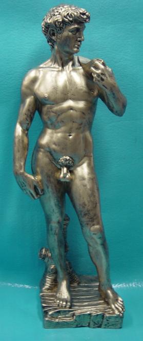 DAVID, ein handgearbeitetes Unikat