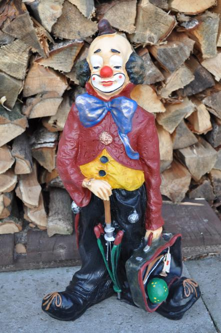 CLOWN FIGUR