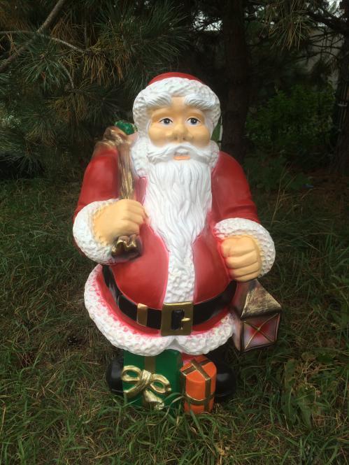 Weihnachtsmann XXL, Weihnachten, Nikolaus